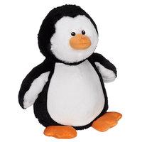 pinguin met borduring zijn buikje